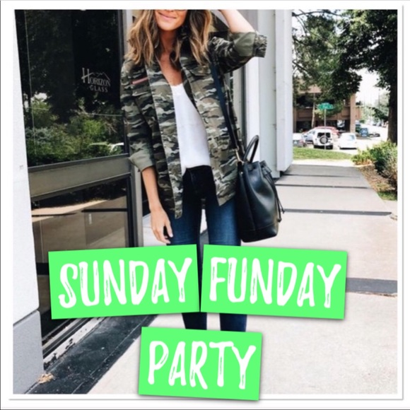 Sunday Funday Party is here! 06/09 @10 PM🎉